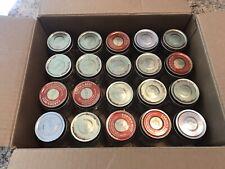 20 Baby Food Jars - clean/no labels/no glue