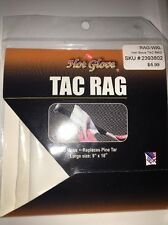 sports baseball hot glove tac rag, (large size, 9-inch x 18-inch)