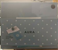 "AURA 9"" Digital Picture Frame w/ Touchbar Control - Graphite NEW SEALED"