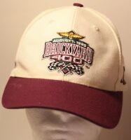 Vintage Brickyard 400 Hat Indianapolis Motor Speedway August 7 1999 VTG