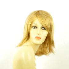 Perruque femme mi-longue blond clair doré KAREN LG26