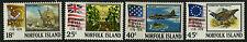 Norfolk Island   1976   Scott # 194-197  Mint Never Hinged Set