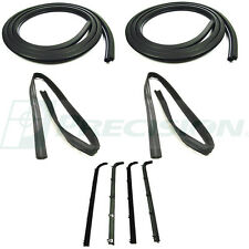 NEW Door Seal Weatherstrip Kit / FOR LISTED FORD BRONCO II & RANGER XLT W/VENT
