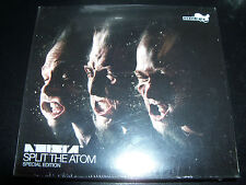 Noisia Split The Atom Limited Edition 2 CD With Remixes Disc - New