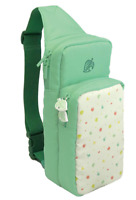 Animal Crossing Shoulder Pouch Bag for Nintendo Switch official