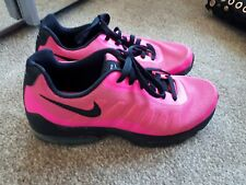 Womens Nike Air Max Invigor Size 5 Trainers GS Neon Pink