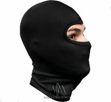 BALACLAVA Face Mask for Bike / Scooter Riding - Black Color