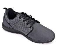 pour hommes femmes léger Mode baskets noir gris blanc neuf tailles couleur