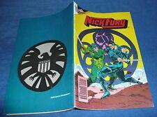Nick fury n° 4  Marvel Comics Version Intégrale Edit Semic