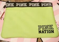 Victoria's Secret Pink Nation Large Pouch ~ NWT