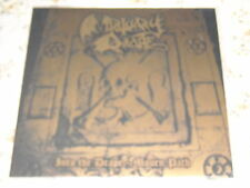 MORTUARY DRAPE Into the Drape / Mourn Path ULTRA ltd. 500 copies only golden LP