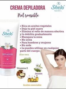 Sheló Nabel Depiladora Hair remover cream