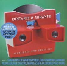 V.A. HIGHLIGHTS AND RARITIES 2011 CD DAVID FOSTER WARREN WIEBE WESTCOAST AOR