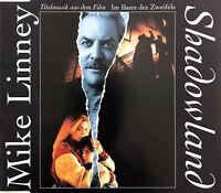 Mike Linney Maxi CD Shadowland - Germany (EX+/EX)