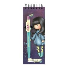 Taccuino con Penna Bubble Fairy Gorjuss 799gj13 Santoro Viola London portatile V