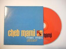 CHEB MAMI : MELI MELI [ CD SINGLE PORT GRATUIT ]