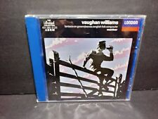 Vaughan Williams Fantasia Greenslaves English Folk Song Suite Marriner CD NEW