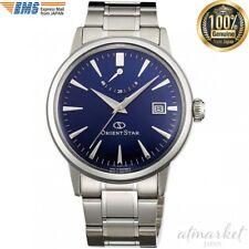 ORIENT Men's Watch ORIENT STAR Classic PMechanical Automatic Royal Blue WZ0371EL