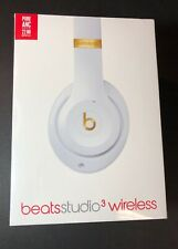 Beats by Dr Dre Studio 3 Wireless Over-Ear Headphone [ WHITE Edition ] NEW
