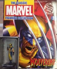 Wolverine Comic Book Heroes Action Figures without Packaging