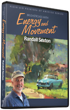 Randall Sexton: Brush Strokes with Energy and Movement - Art Instruction DVD