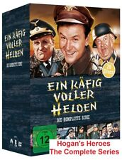 HOGAN'S HEROES 1-6 (1965-1971) COMPLETE Hogans TV Season Series Eu R2 DVD not US
