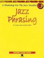 Jazz Phrasing A Workshop for the Jazz Vocalist Vocal Collection Book 000000994