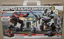 Transformers Kre-O 98812 Battle For Energon Optimus Prime Megatron new sealed