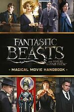 Fantastic Beasts and Where to Find Them: Magical Movie Handbook (HC) 1407173464