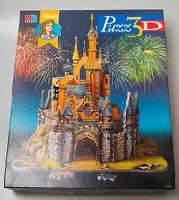 Puzz 3D / 3D Puzzle - Disney Dornröschenschloss - MB