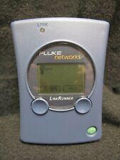 Fluke Networks Linkrunner Multimeter Tester