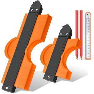 Upgrade Saker Contour Gauge Profile Tools Contour Duplicator With Lock Feature