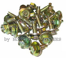 5/16 YELLOW FENDER BODY BOLTS FOR  PLYMOUTH FOR  DODGE 61-79 (9519)