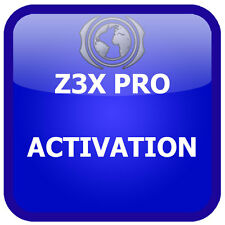 Super Fast Z3X Samsung PRO Activation for Z3x Box