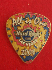 HRC Hard Rock Live las vegas Guitar pick Tie Dye le300 Cafe