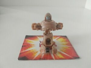 Bakugan Elico Tan Subterra Element Change Special Attack 680g Fast Shipping