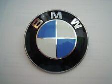 1 original BMW Emblem für 3er Cabrio E93  Frontklappe 8132375