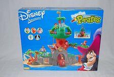 Famosa Disney Heroes Peter Pan Tree House Island Playset Set 2003 NEW
