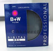 B+W 37mm MRC CPL Circular Polarizer / Polarizing Circular-Pol Filter  37 mm