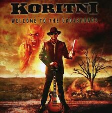 Welcome To The Crossroads - Koritni (2012, CD NIEUW)