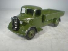 Dinky Toys Military Austin Army Truck #30sm OUTSTANDING