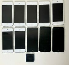 11 Apple iPod Bundle Job Lot 32GB 5th Generation Faulty Home Buttons Touch Nano