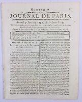 Manufacture de Tabac à Rouen 1792 Chirurgien Dentiste Dubois Chémant Révolution