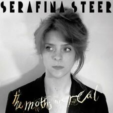 Serafina Steer - The Moths Are Real [CD]