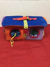 Discovery Toys Discovery Chest 2006 Kids Children Gift Blue Yellow Red Zipper