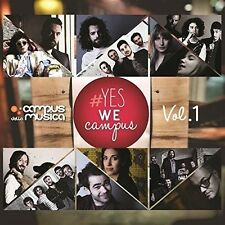 Various Artists - Yes We Campus Vol 1 / Various [New CD] Italy - Import