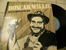 Lp,Boxcar Willie,Best of Vol. One,Near Mint,ST 73002
