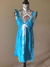 Rayon Tie Dye Regular Size Dresses for Women