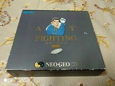 ART OF FIGHTING 3 SPECIAL BOX NEO GEO CD