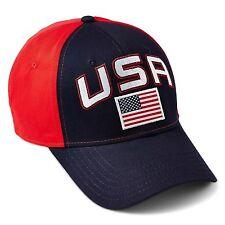 NWT World USATeam Cap - Boys Adjustable Cap O/S  (8/20)